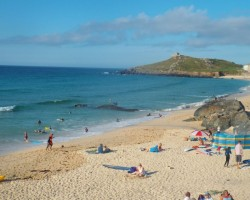 Bed & Breakfast close to Porthmeor St ives Cornwall