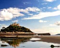 Hillcrest bed and breakfast close to St Michaels mount